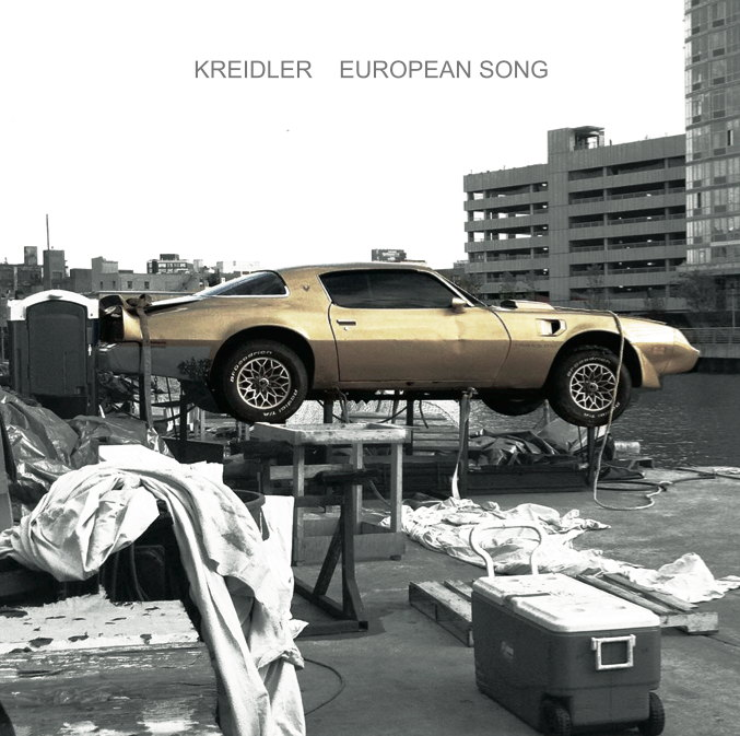KREIDLER EUROPEAN SONG ROSEMARIE TROCKEL April 2017 bureau b