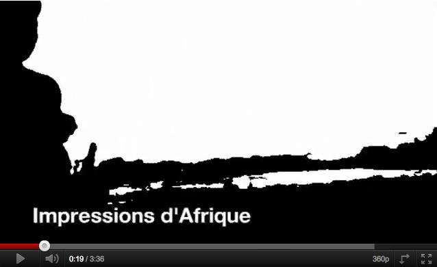 Kreidler - Impressions d Afrique video by Joerg Langkau on youtube